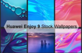 Huawei Enjoy 9 Stock Wallpapers