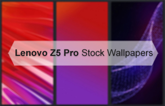 Lenovo Z5 Pro Stock Wallpapers
