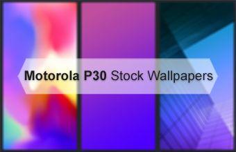 Motorola P30 Stock Wallpapers