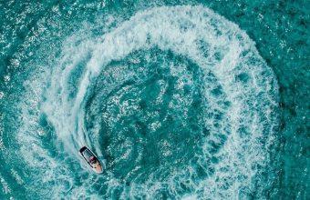 Aerial View Ocean 800x1280 340x220