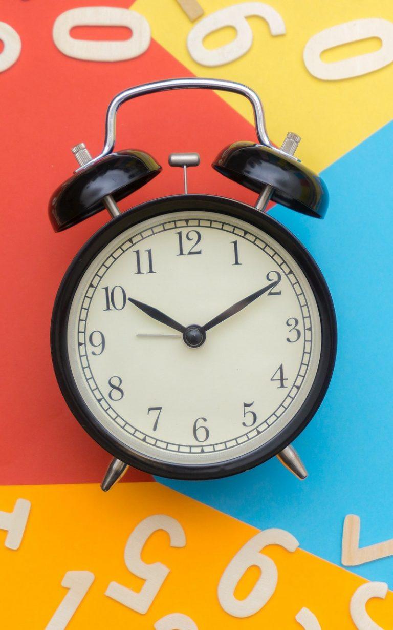 Alarm Clock Clock Numbers 800x1280 768x1229