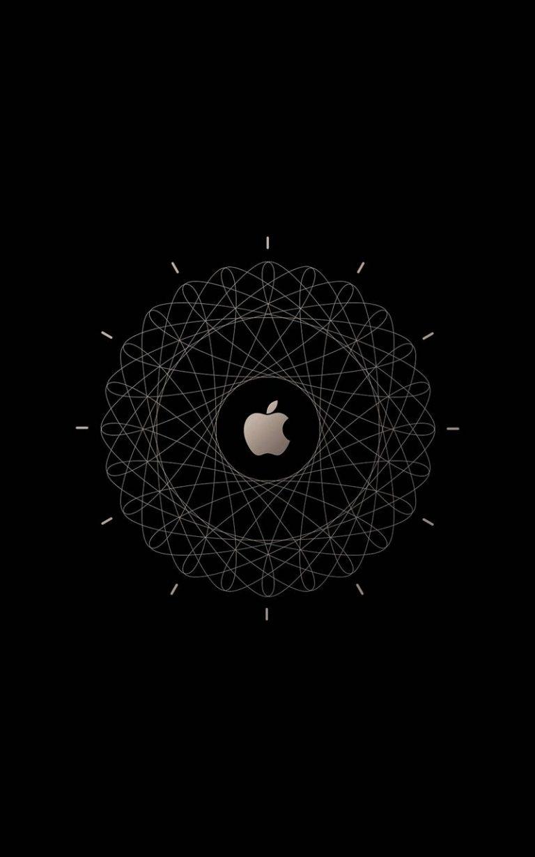 Apple Logo Brown Technology 800x1280 768x1229