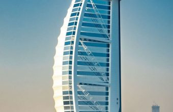 Architecture Building Burj Al Arab 800x1280 340x220