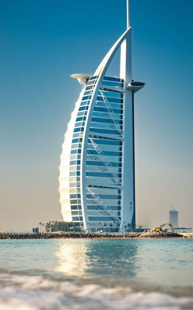 Architecture Building Burj Al Arab 800x1280 380x608