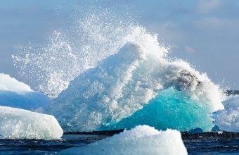 Arctic Ice Iceberg Snow 800x1280 340x220
