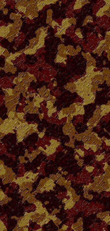 Army Camo Texture Design 1080x2270 380x799