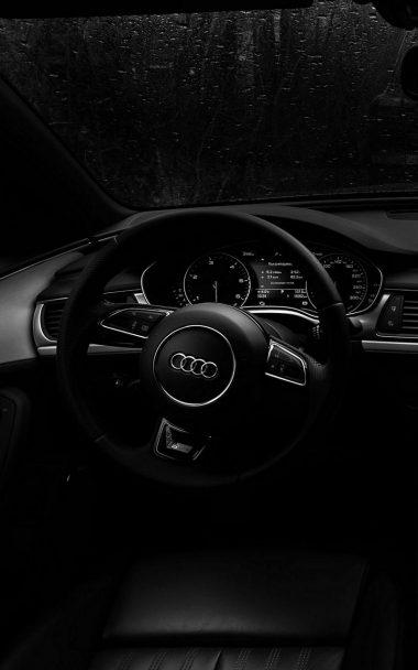 Audi Steering Wheel 800x1280 380x608