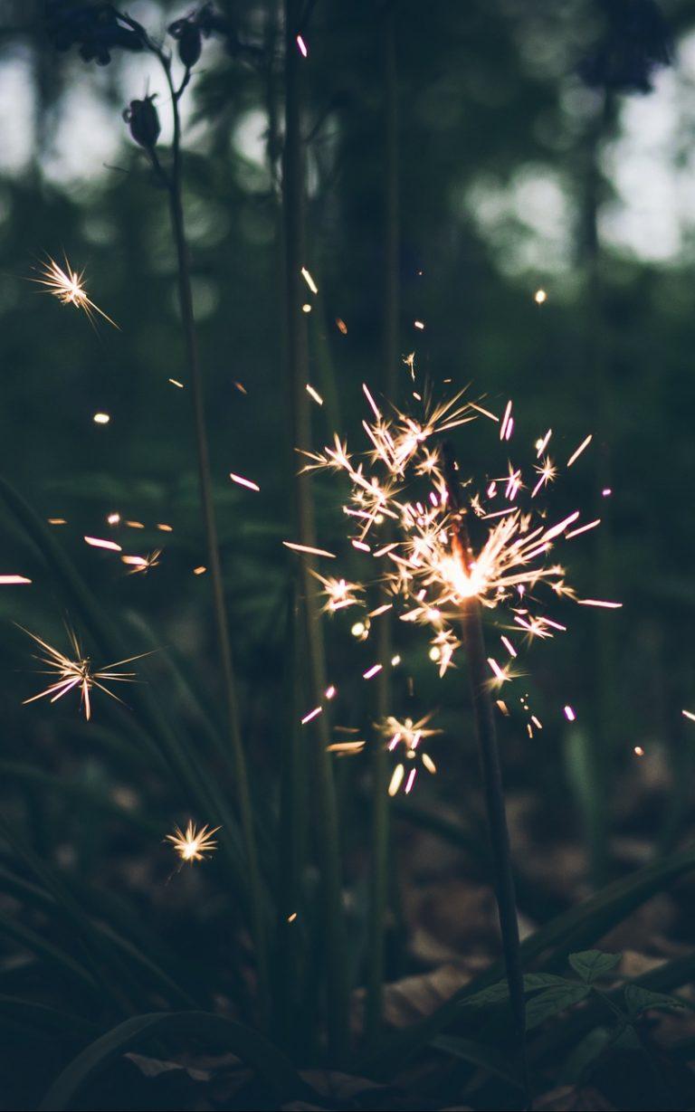 Bengal Fire Sparks Blur 800x1280 768x1229