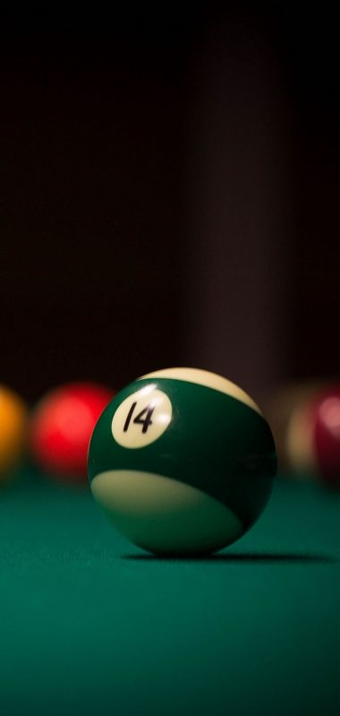 Billiards Ball Cue 1080x2270 380x799
