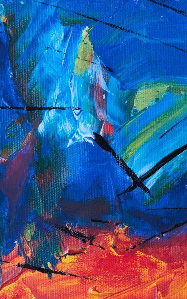 Canvas Colorful Texture 800x1280 380x608