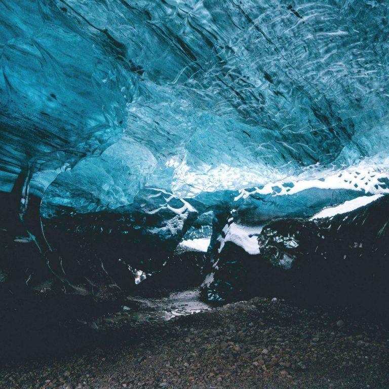 Cave Ice Iceland 2780x2780 768x768