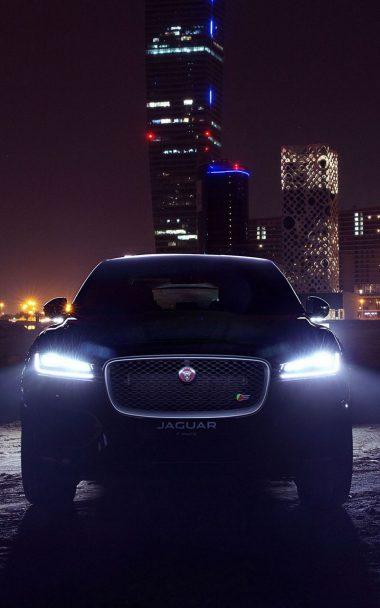 City Jaguar Dark Car 800x1280 380x608