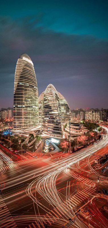 City Tower View World 1080x2270 380x799
