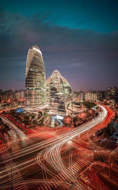 City Tower View World 800x1280 380x608