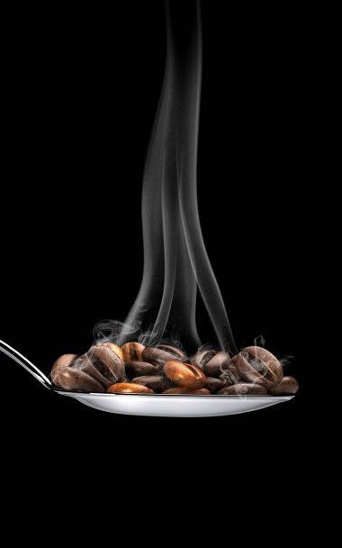 Coffee Beans Spoon Minimal 800x1280 380x608