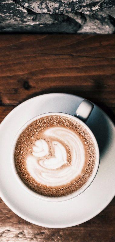 Coffee Cup Foam Newspaper 1080x2270 380x799