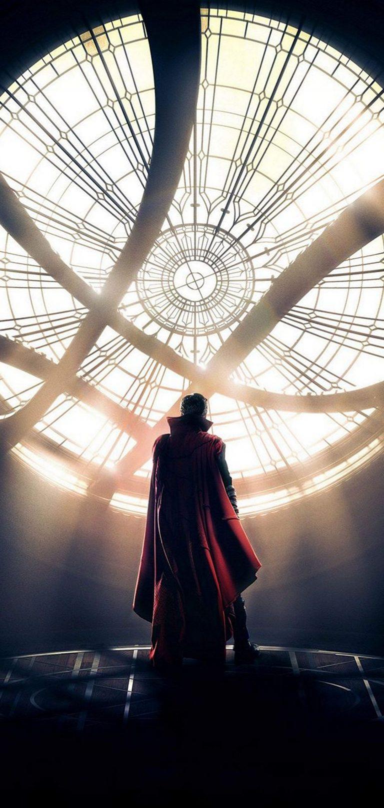 Doctor Strange Superhero 1080x2270 768x1614