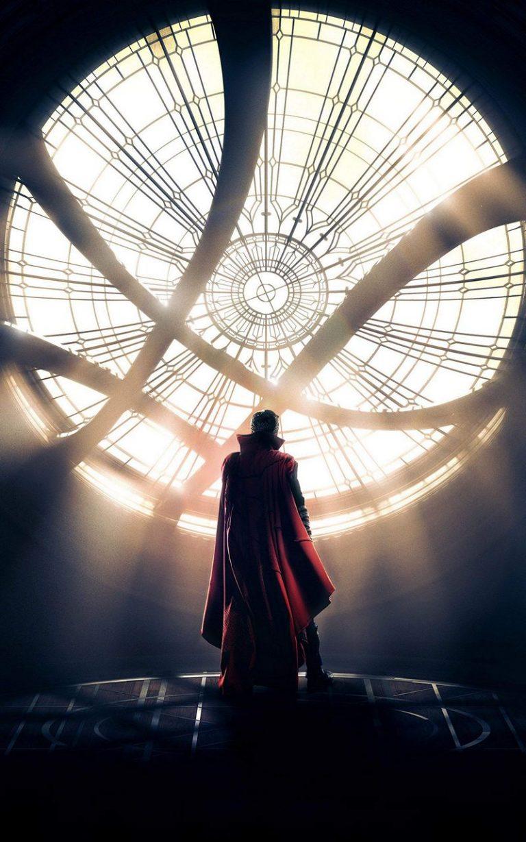 Doctor Strange Superhero 800x1280 768x1229