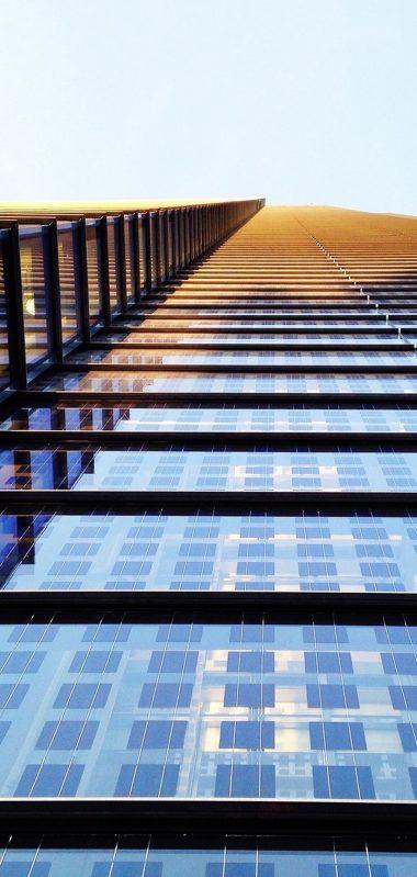 Facade Building Architecture Skyscraper 1080x2270 380x799