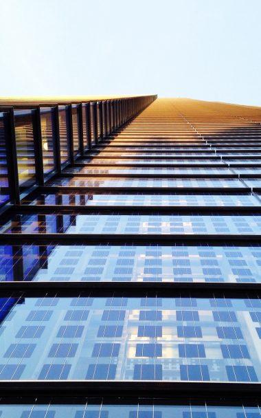 Facade Building Architecture Skyscraper 800x1280 380x608