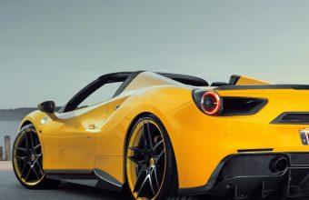 Ferrari Novitec Rosso Yellow 800x1280 340x220