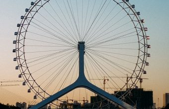 Ferris Wheel City Entertainment 1080x2270 340x220