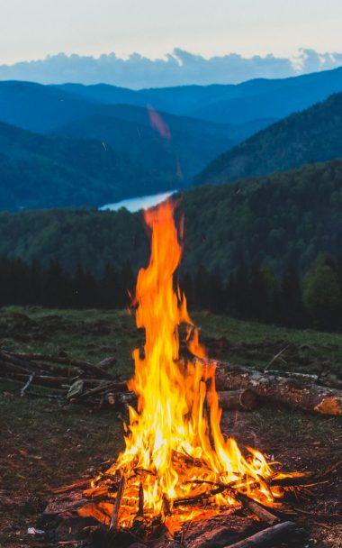 FireWood Campfire Mountain 800x1280 380x608