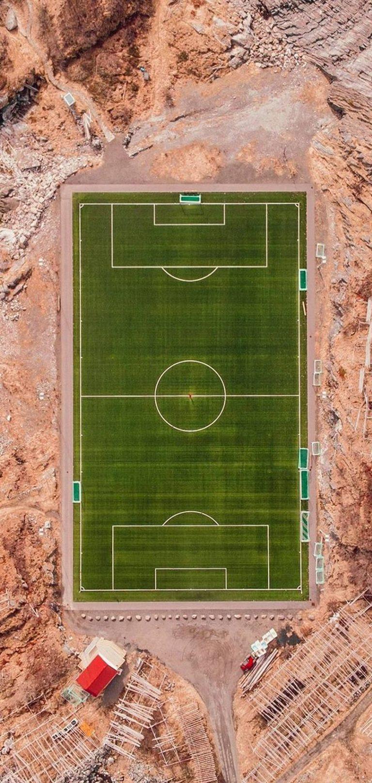 Football Field Island Sports 1080x2270 768x1614