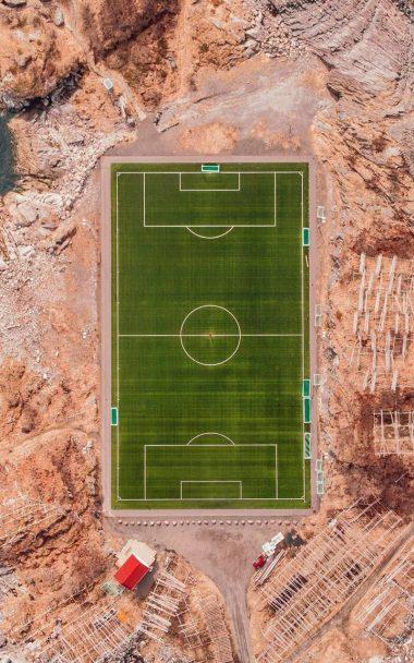 Football Field Island Sports 800x1280 380x608