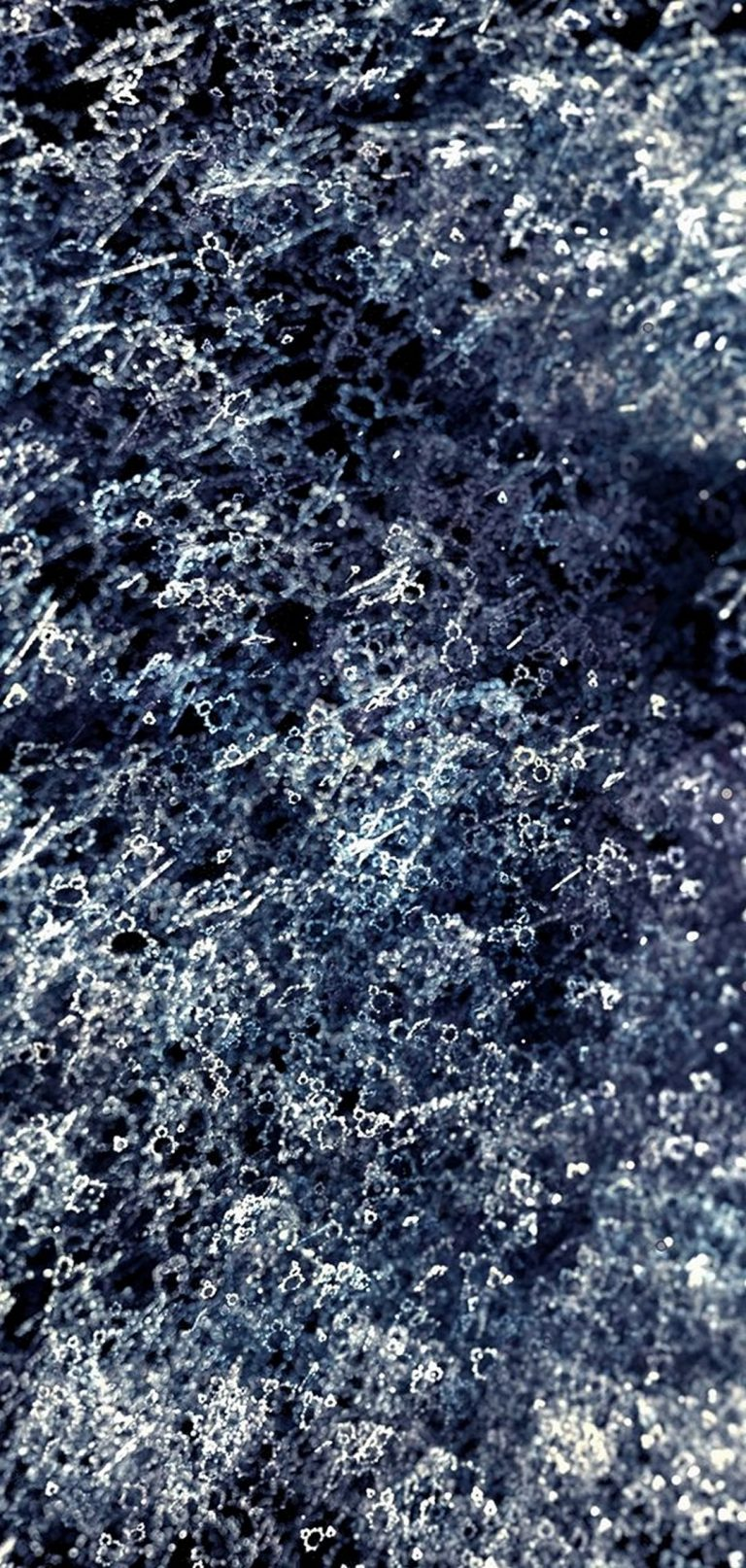 Fractal Foam Shine Abstract 1080x2270 768x1614