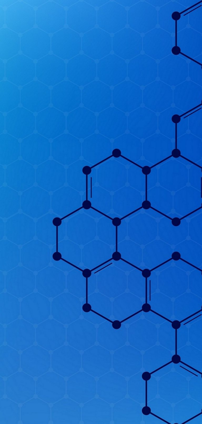 Hexagons Shape Connections 1080x2270 768x1614