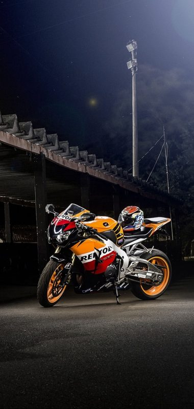 Honda Cbr1000rr Repsol Motorcycle Bike 1080x2270 380x799