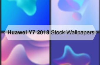 Huawei Y7 2018 Stock Wallpapers