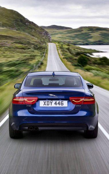 Jaguar XE Car Blur 800x1280 380x608