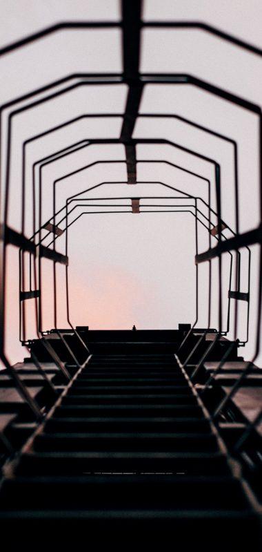 Ladder Climb Sky 1080x2270 380x799