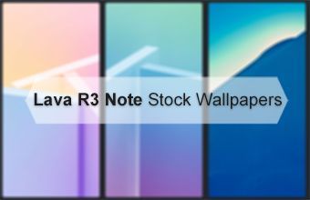 Lava R3 Note Stock Wallpapers