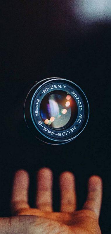 Lens Hand Camera Technology 1080x2270 380x799