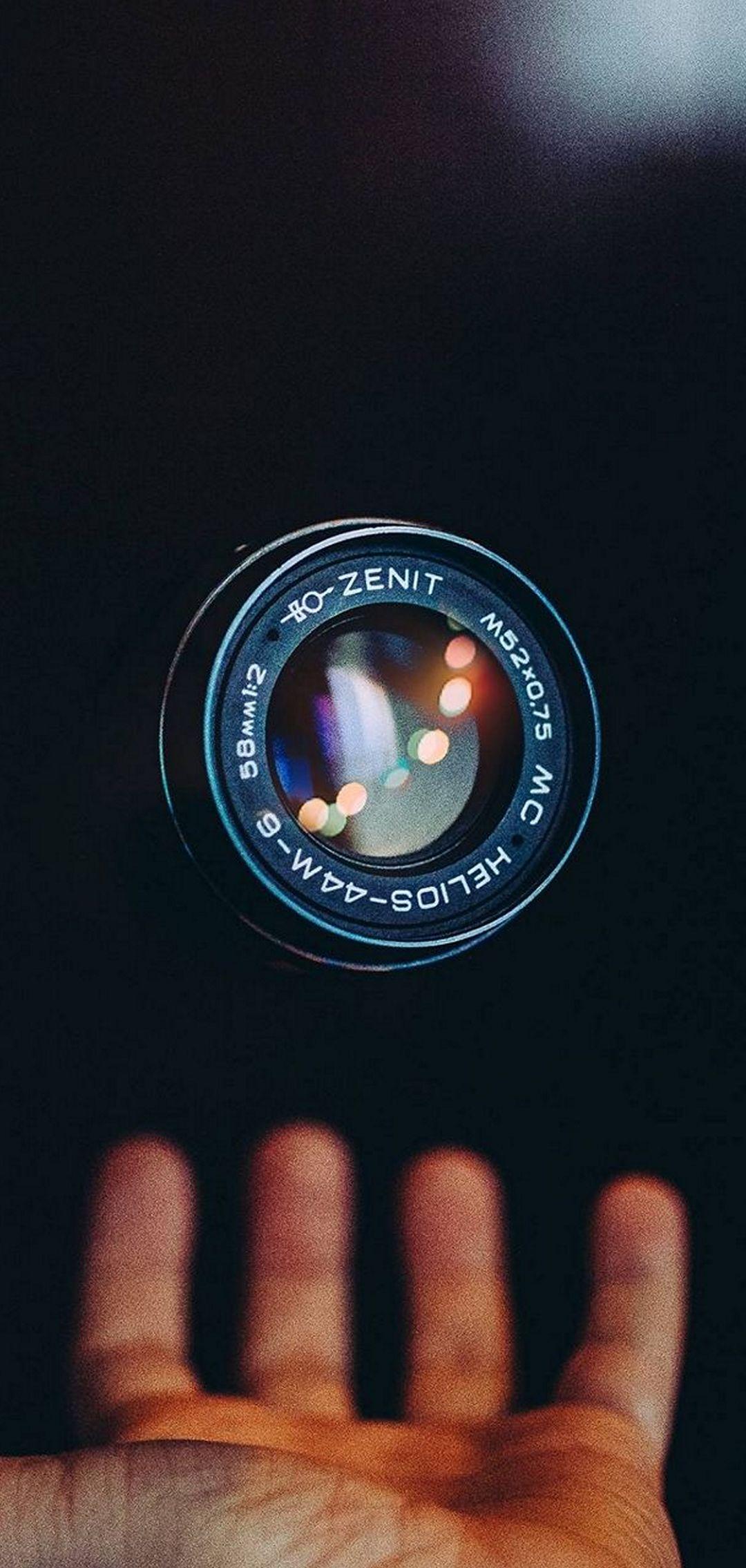 Lens Hand Camera Technology