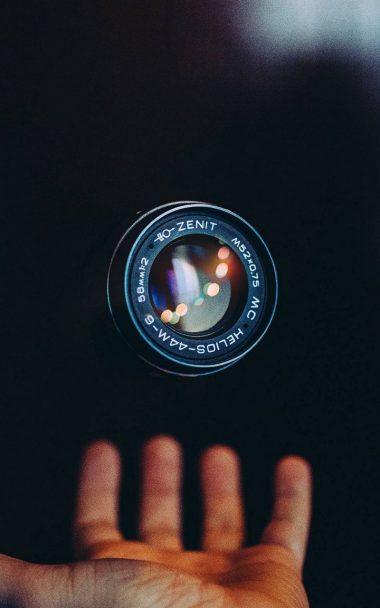 Lens Hand Camera Technology 800x1280 380x608