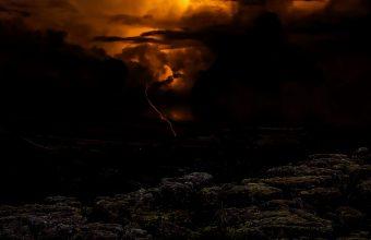 Lightning Cloudy Storm 800x1280 340x220