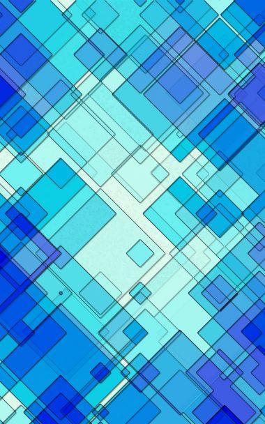 Lines Shapes Stripes Blue 800x1280 380x608