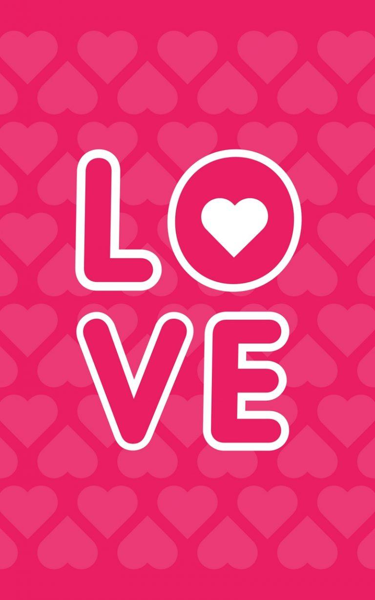 Love Inscription Hearts 800x1280 768x1229