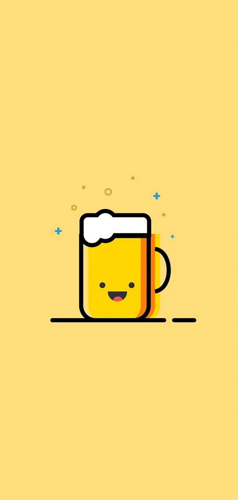 Minimal Emoji Cup Of Tea 1080x2270 768x1614