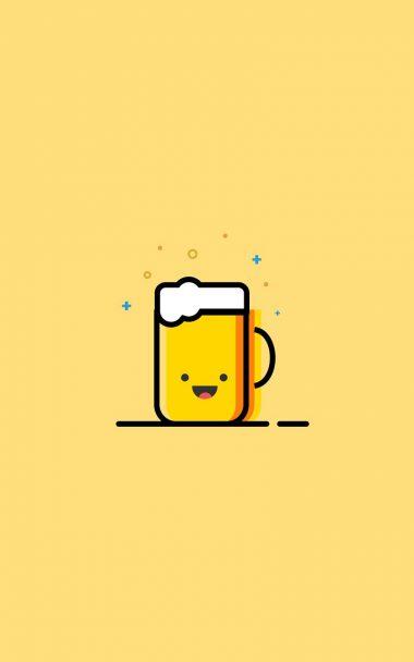 Minimal Emoji Cup Of Tea 800x1280 380x608