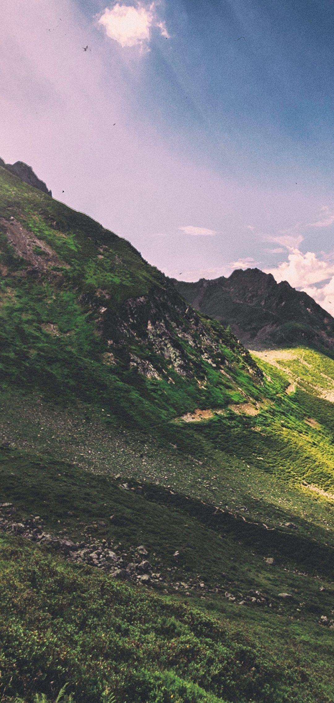 Mountain Panorama Cloud