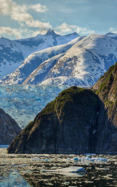 Mountain Sea Glacier 800x1280 380x608