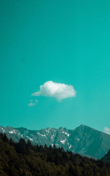 Mountains Clouds La Morte 800x1280 380x608