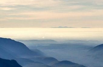 Mountains Sky Mist 1080x2270 340x220
