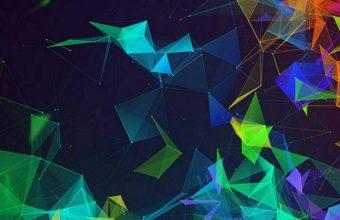 Multi Color Polygon 1080x2270 340x220