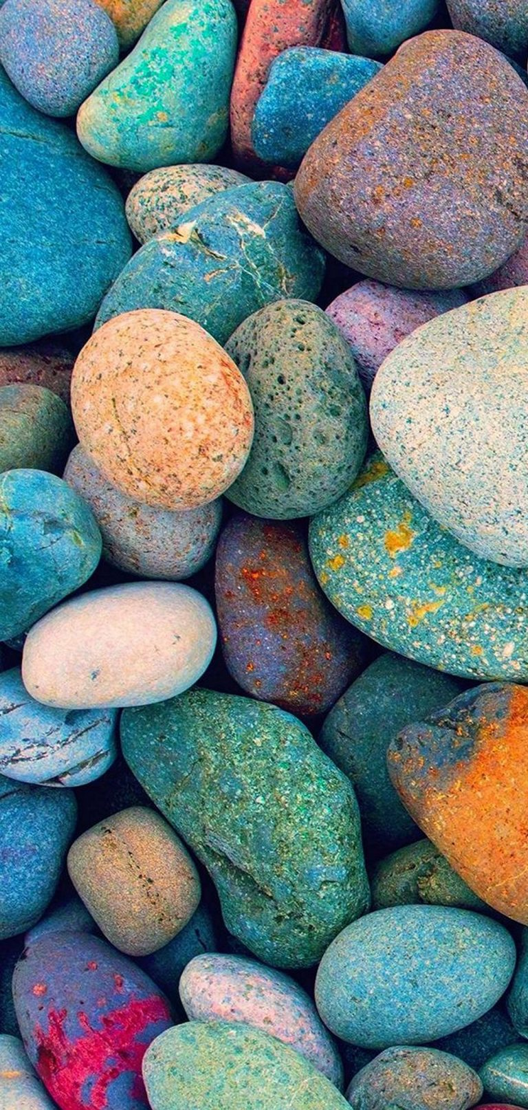 Multicolored Stones 1080x2270 768x1614